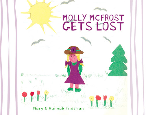 Molly McFrost Gets Lost cover