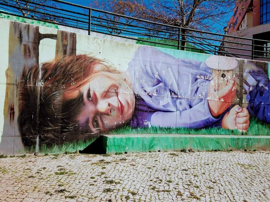 Arte Urbana Odivelas