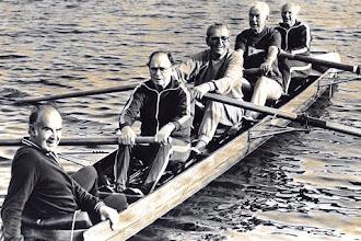 Photo: 1993 Odense Roklubs absolut ældste hold. Foto Fyens Stifstidende