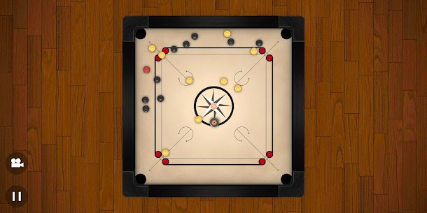Carrom Club 3D FREE ( CARROM BOARD GAME ) 4