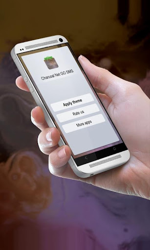 チャコールネット GO SMS