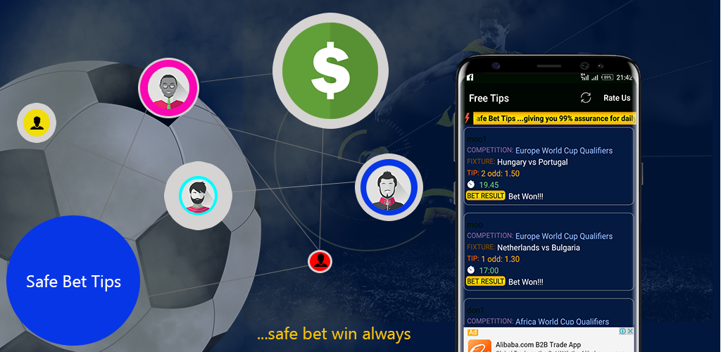 Download Safe Bet Tips - Betting Predictions Tips APK latest version