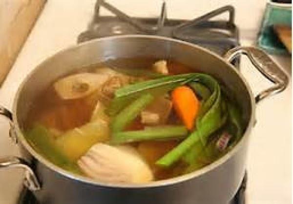 Fireman Bob's Celery Soup My Way.... Recipe