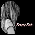 Frases Sad icon