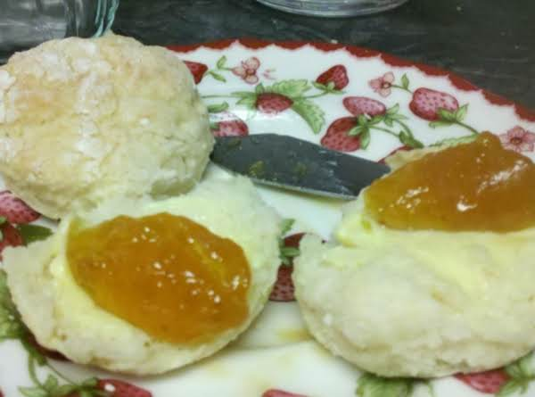 Warm, Soft And Fluffy - With Apricot Jam, My Favorite. Thanks For A Great Recipe!