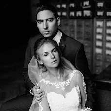 Wedding photographer Vitaliy Kachur (VKachur). Photo of 23.09.2016