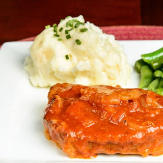 Instant Pot Swiss Steak.