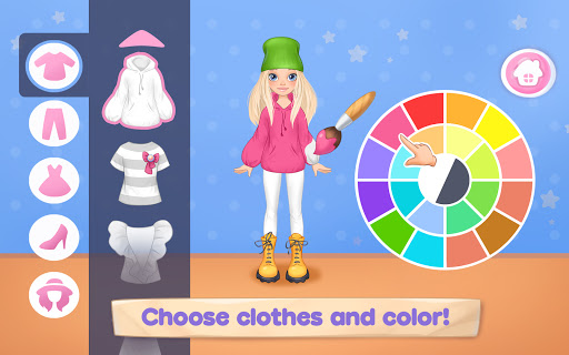 Fashion Dress up games for girls. Sewing clothes 5.0.8 screenshots 13