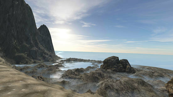 Beach Meditation VR Experience- screenshot thumbnail