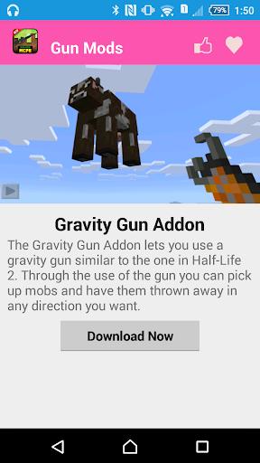 無料娱乐AppのGun Mod For MCPE!|記事Game