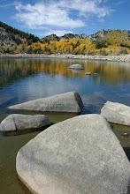 Photo: Blue Lake, Pine Forest Range, Nevada