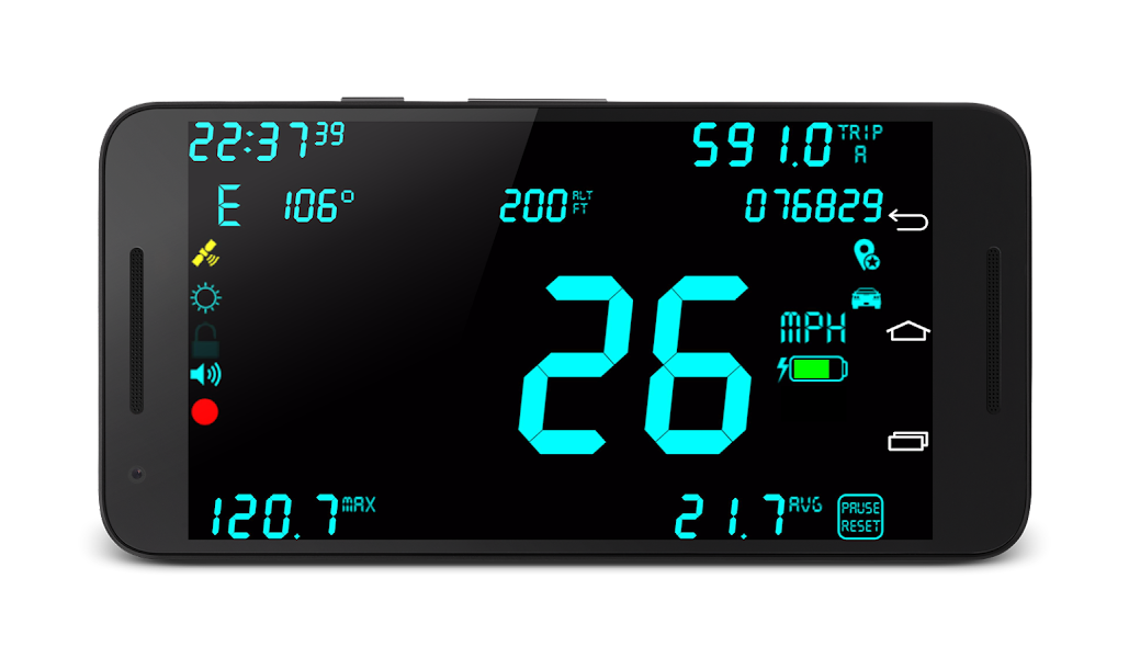 DigiHUD Pro Speedometer v1.1.15 [Paid]