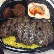 Beef Kafta Plate