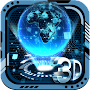 3D Tech Earth Theme file APK Free for PC, smart TV Download