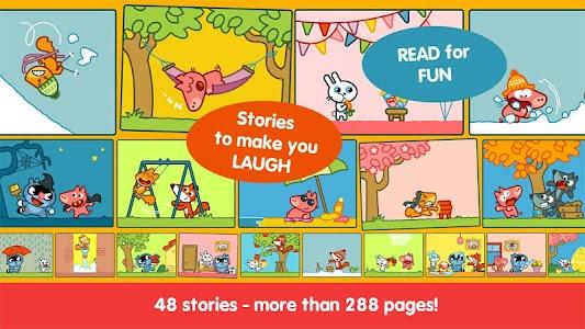 Pango Comics screenshot 4