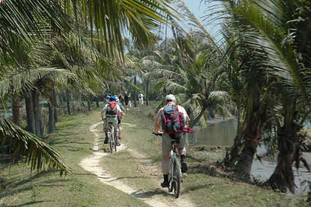 Biking Hoi An Danang Hue - the heritage trail
