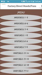 Cocktails & Mocktails Recipe - náhled