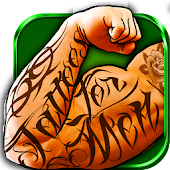 Tattoos For Men Photo Editor