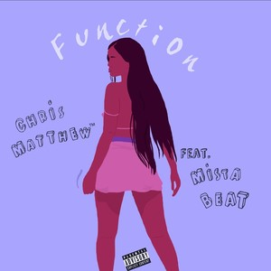 Cover Art for song Function (Feat. Mista beat)