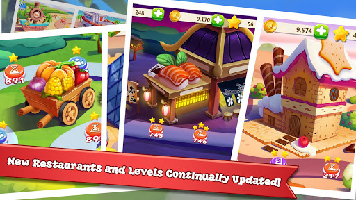 Rising Super Chef - Craze Restaurant Cooking Games 3.7.1 screenshots 2