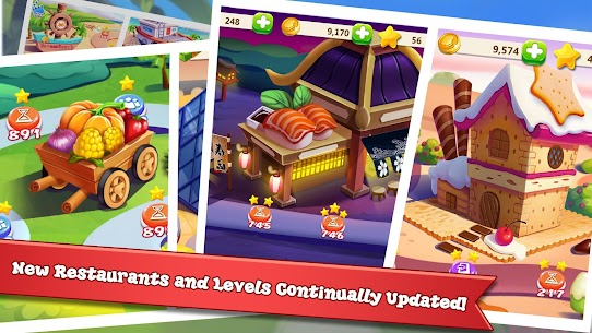 Rising Super Chef – Craze Restaurant Cooking Games 2