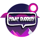 Foto Comic bubbles