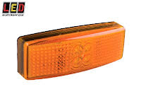 LED-Positionsljus (vit/orange)