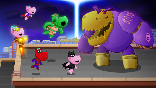 Kids Superheroes free screenshots 5