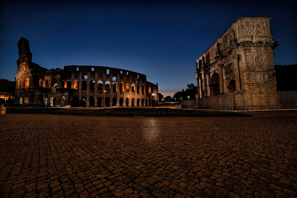 Roma un libro aperto di paolo1954