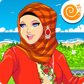 Princess Saffa Hijab Dress Up