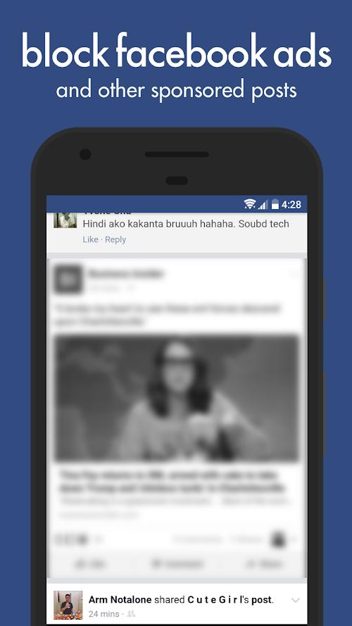 Screenshot 2 Swipe for Facebook Pro 7.3.1 APK PAID