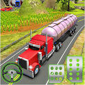 Truck Game Simulator - Oil Tanker Transporter icon