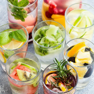 8 Infused Water Recipes.