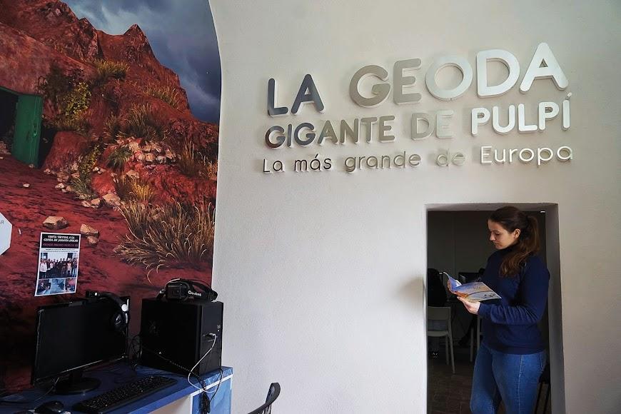 Pulpí, la Geoda más grande de Europa.