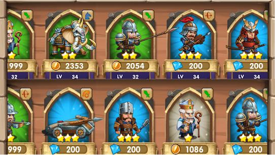 تحميل لعبة clan war مهكرة آخر إصدار 2