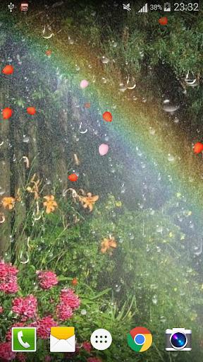 Rose Raindrop Live Wallpaper  screenshots 8