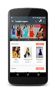 Textile Export & Wholesaler screenshot 1