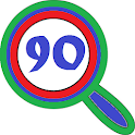Old school count icon