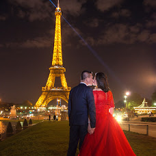 Wedding photographer Jenny Cuvereaux (Jenny). Photo of 05.04.2018