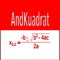 AndKuadrat - Square Root Equation Calculator