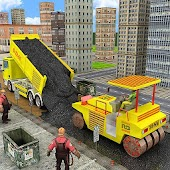 Mega Road Construction Simulator 2018
