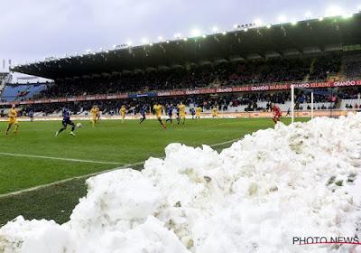Winterweer eist zijn tol in de Super League