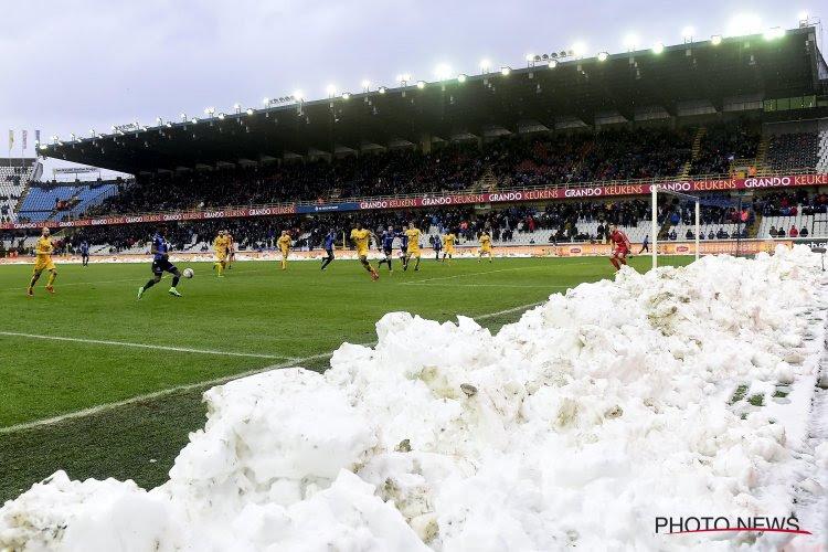 Sneeuwruimers gezocht in het vrouwenvoetbal!