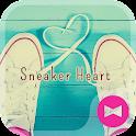Sneaker Heart Wallpaper icon