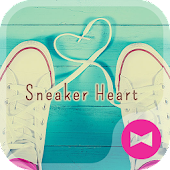 Sneaker Heart +HOME Theme