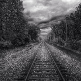by Jeffrey Goodman - Black & White Landscapes