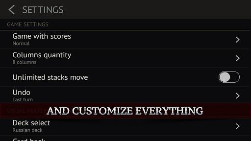 Elite Freecell Solitaire apktram screenshots 5