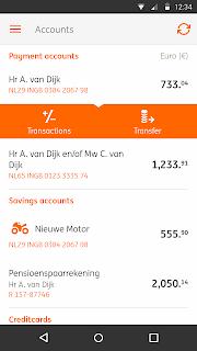 ING Bankieren screenshot 02