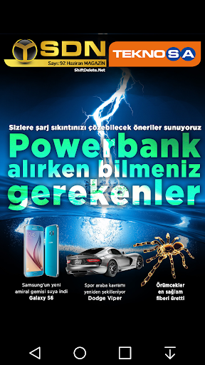 SDN Teknosa Magazin