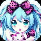 +25000 Anime Girl icon
